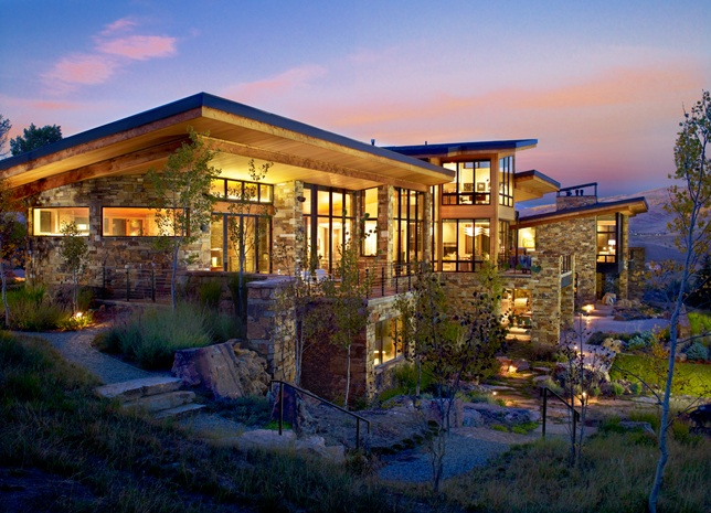 Lake creek vail property search search vail valley mls for Modern estate homes