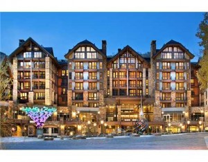 Solaris Residences in Vail, Colorado