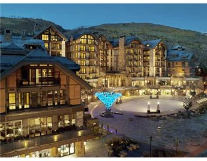 Solaris Luxury Condominiums in Vail