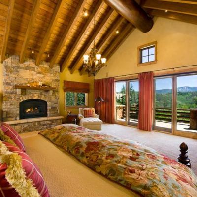 Exquisite Colorado Estate for Sale, Master bedroom