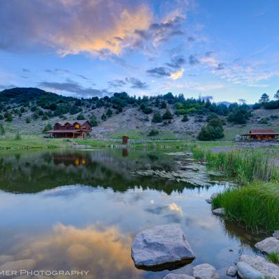 72-acre Colorado ranch for sale